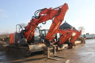 Pelles 15 tonnes