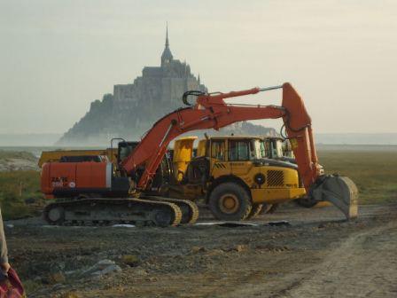 Pelles 30 tonnes